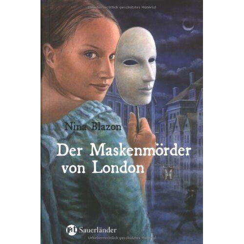 Nina Blazon - Der Maskenmörder von London - Preis vom 20.10.2020 04:55:35 h