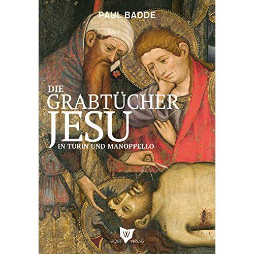 Paul Badde - Die Grabtücher Jesu in Turin und Manoppello: SUDARIUM ET VESTES - Preis vom 19.10.2020 04:51:53 h