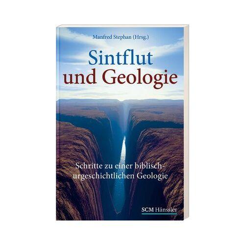 Manfred Stephan - Sintflut und Geologie: Schritte zu einer biblisch-urgeschichtlichen Geologie - Preis vom 12.05.2021 04:50:50 h