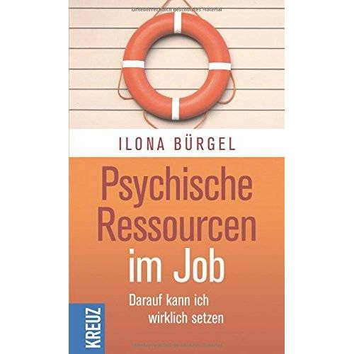 Ilona Bürgel - Psychische Ressourcen im Job - Preis vom 15.05.2021 04:43:31 h