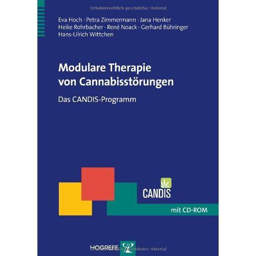 Eva Hoch - Modulare Therapie von Cannabisstörungen: Das CANDIS-Programm - Preis vom 01.11.2020 05:55:11 h
