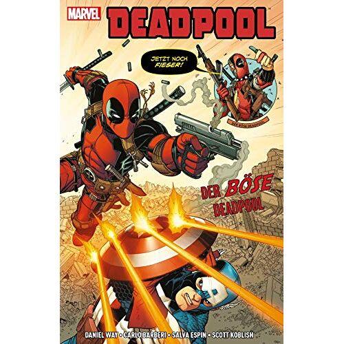 Daniel Way - Deadpool: Der böse Deadpool - Preis vom 16.02.2020 06:01:51 h