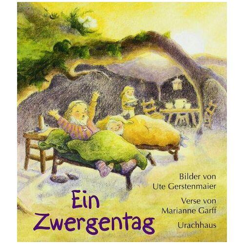 Ute Gerstenmaier - Ein Zwergentag - Preis vom 14.04.2021 04:53:30 h