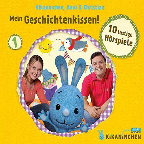Kikaninchen, Anni & Christian - Mein Geschichtenkissen -Das Kikaninchen-Hörspiel - Preis vom 05.09.2020 04:49:05 h