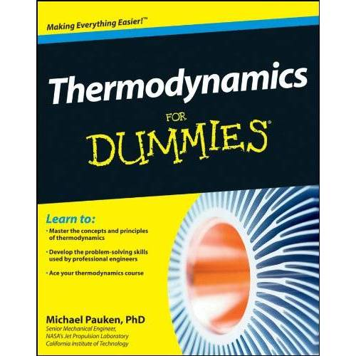 Mike Pauken - Thermodynamics For Dummies - Preis vom 12.05.2021 04:50:50 h