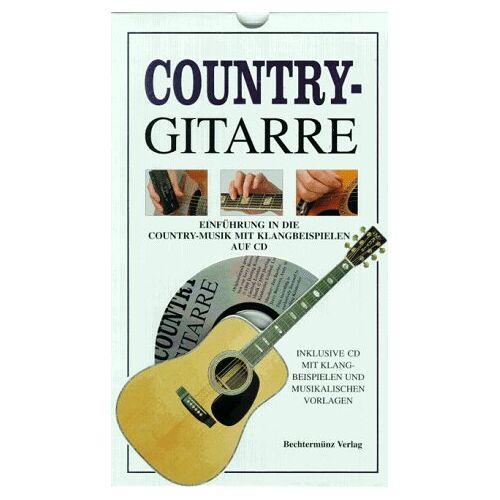 - Country- Gitarre. Inkl. CD. Einführung in die Country- Musik mit Klangbeispielen auf CD - Preis vom 05.09.2020 04:49:05 h
