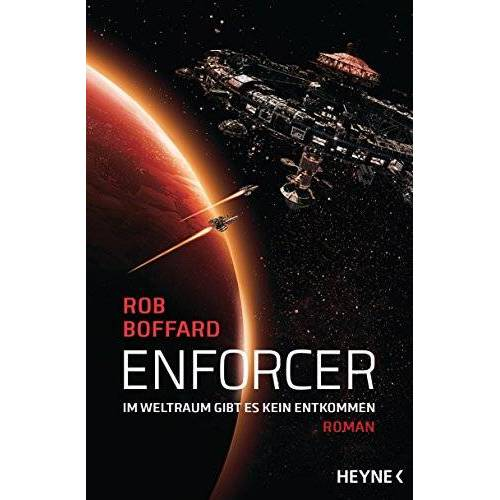 Rob Boffard - Enforcer: Roman - Preis vom 15.05.2021 04:43:31 h
