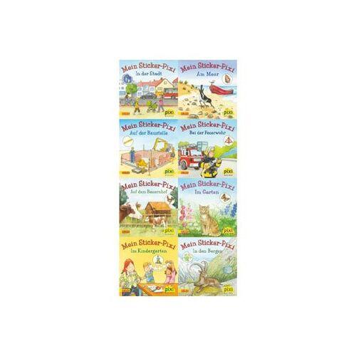 - WWS Pixi-Serie 199 Sticker Pixis - Preis vom 05.09.2020 04:49:05 h
