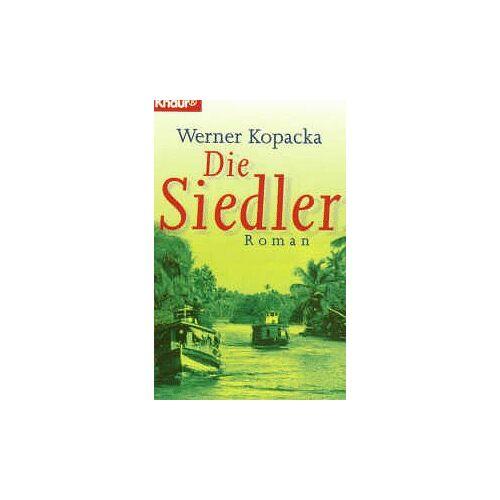 Werner Kopacka - Die Siedler. - Preis vom 19.10.2020 04:51:53 h