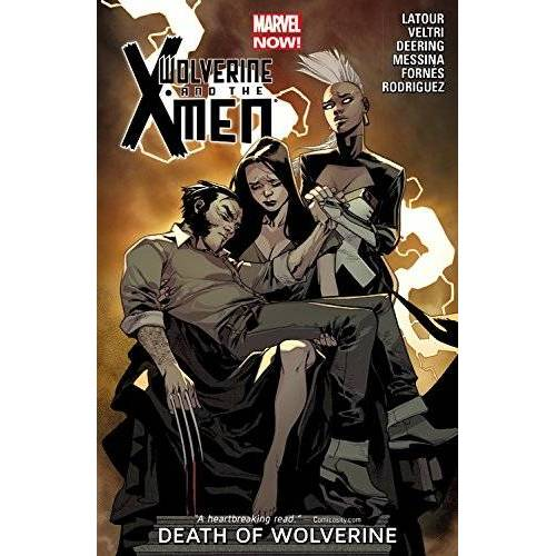 Jason Latour - Wolverine & the X-Men Volume 2: Death of Wolverine - Preis vom 05.05.2021 04:54:13 h