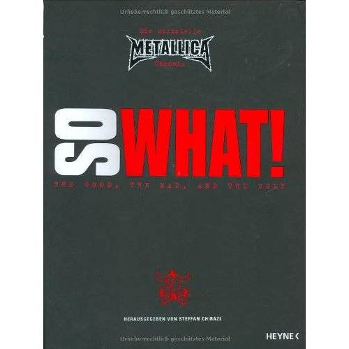 Steffan Chirazi - So What! The Good, the Mad and the Ugly - Preis vom 20.10.2020 04:55:35 h