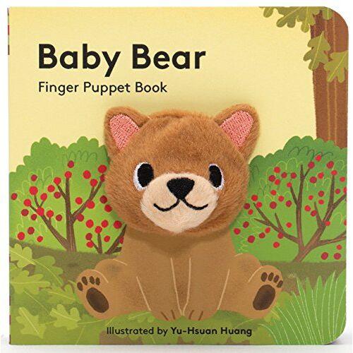 - Baby Bear: Finger Puppet Book (Finger Puppet Books) - Preis vom 12.05.2021 04:50:50 h