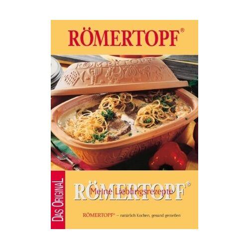 - Römertopf - Meine Lieblingsrezepte: Römertopf - natürlich Kochen, gesund genießen. Das Original - Preis vom 27.02.2021 06:04:24 h