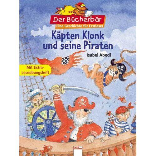 Isabel Abedi - Käpten Klonk und seine Piraten - Preis vom 06.05.2021 04:54:26 h
