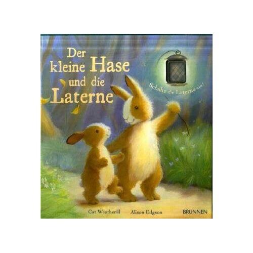 Cat Weatherill - Der kleine Hase und die Laterne: Schalte die Laterne ein! - Preis vom 12.05.2021 04:50:50 h