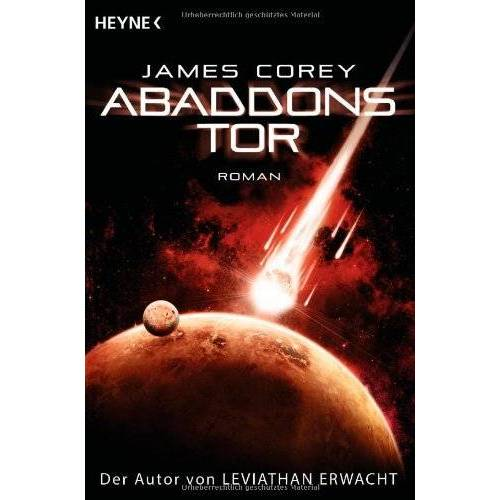 Corey, James S. A. - Abaddons Tor: Roman - Preis vom 07.03.2021 06:00:26 h