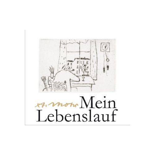 Arno Mohr - Mein Lebenslauf - Preis vom 22.02.2021 05:57:04 h