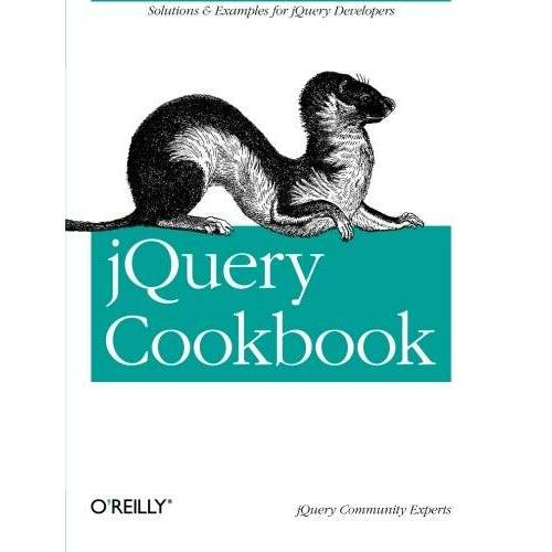 Cody Lindley - jQuery Cookbook - Preis vom 14.05.2021 04:51:20 h