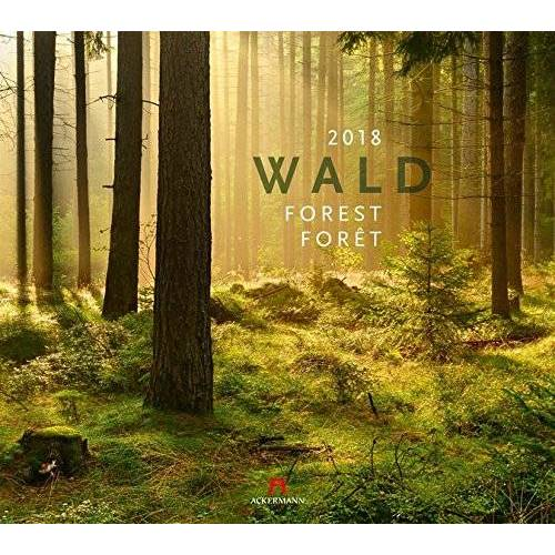 Ackermann Kunstverlag - Wald 2018 - Preis vom 23.01.2020 06:02:57 h