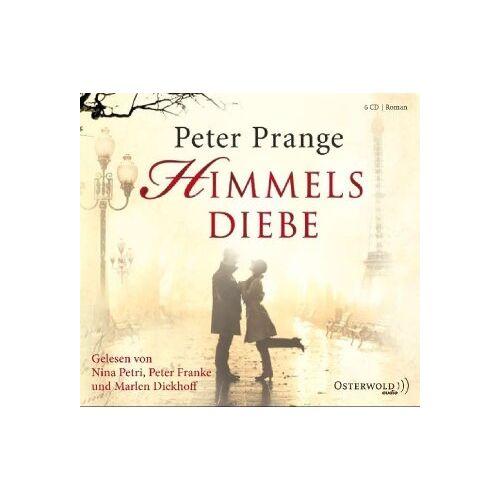 Peter Prange - Himmelsdiebe - Preis vom 06.05.2021 04:54:26 h