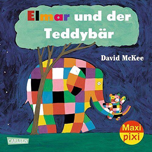 - Maxi-Pixi Nr. 156: Elmar und der Teddybär - Preis vom 30.05.2020 05:03:23 h