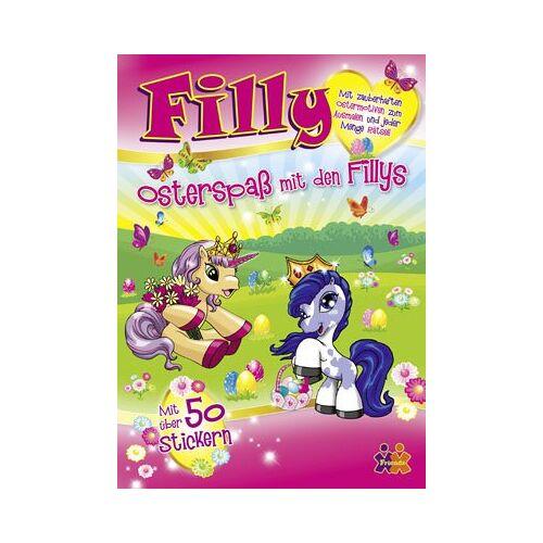 Various - Filly. Osterspaß mit den Fillys - Preis vom 02.12.2020 06:00:01 h