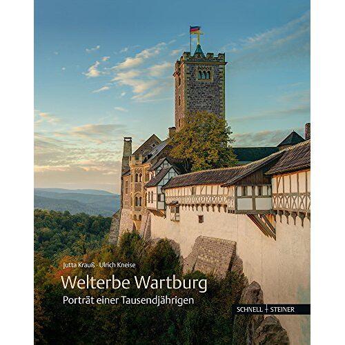 Wartburg-Stiftung - Welterbe Wartburg: Porträt einer Tausendjährigen - Preis vom 08.05.2021 04:52:27 h