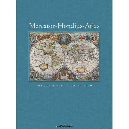 Gerhard Mercator - Mercator-Hondius-Atlas: Gerardi Marcatoris et I. Hondii Atlas - Preis vom 14.05.2021 04:51:20 h