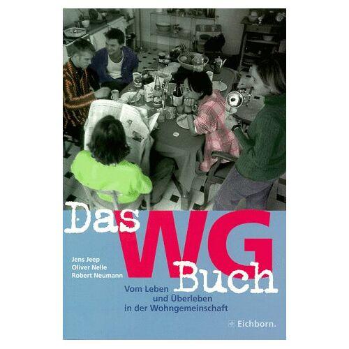 Jens Jeep - Das WG Buch. Vom Leben und Überleben in der Wohngemeinschaft - Preis vom 18.04.2021 04:52:10 h