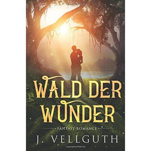 J. Vellguth - Wald der Wunder: Fantasy Romance - Preis vom 21.10.2020 04:49:09 h
