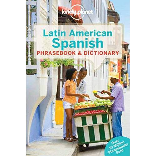 Aa.Vv. - Latin American Spanish Phrasebook & Dictionary (Phrasebooks) - Preis vom 04.04.2020 04:53:55 h