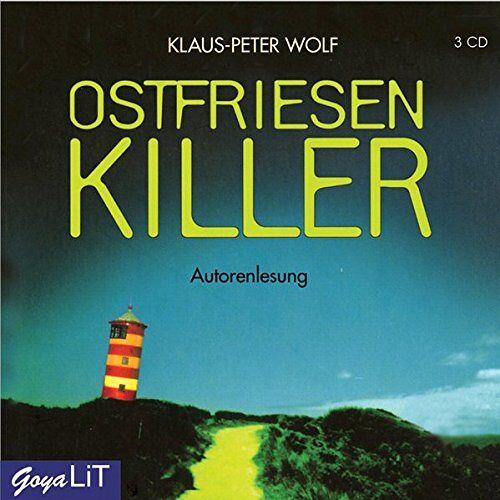 Klaus-Peter Wolf - Ostfriesenkiller - Preis vom 03.05.2021 04:57:00 h