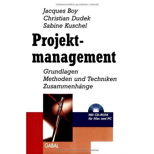 Jacques Boy - Projektmanagement - Preis vom 04.09.2020 04:54:27 h