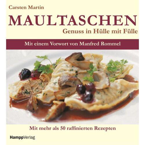 Carsten Märtin - Maultaschen. Genuss in Hülle mit Fülle - Preis vom 06.05.2021 04:54:26 h