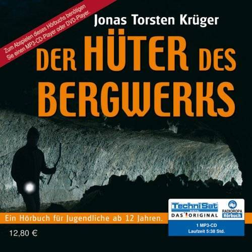 Krüger, Jonas Torsten - Der Hüter des Bergwerks (1 MP3 CD) - Preis vom 20.10.2020 04:55:35 h
