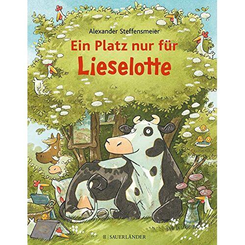 Alexander Steffensmeier - Ein Platz nur für Lieselotte - Preis vom 14.12.2019 05:57:26 h