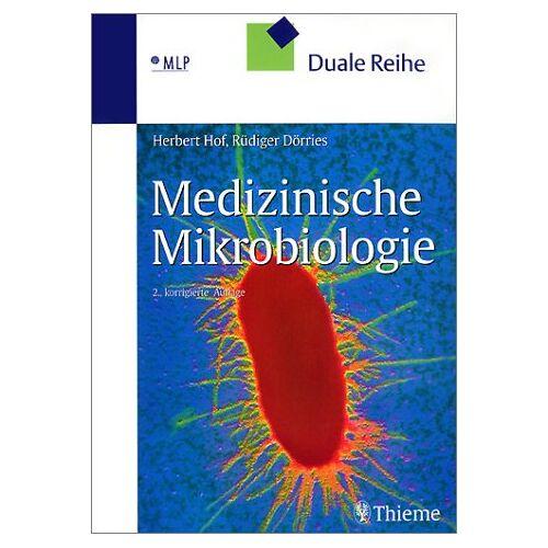 Herbert Hof - Medizinische Mikrobiologie. - Preis vom 15.05.2021 04:43:31 h