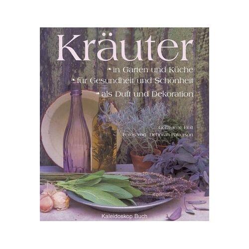 Geraldene Holt - Kräuter, Kräuter, Kräuter - Preis vom 07.05.2021 04:52:30 h