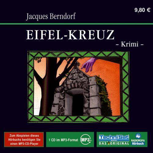 Jacques Berndorf - Eifel-Kreuz (1 MP3 CD) - Preis vom 22.04.2021 04:50:21 h