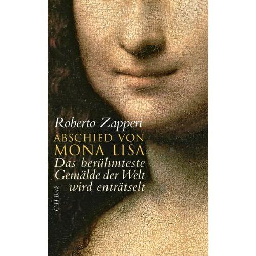 Roberto Zapperi - Abschied von Mona Lisa: Das berühmteste Gemälde der Welt wird enträtselt - Preis vom 05.09.2020 04:49:05 h
