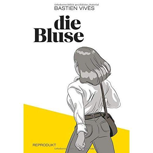 Bastien Vivès - Die Bluse - Preis vom 19.10.2020 04:51:53 h