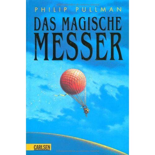 Philip Pullman - His Dark Materials, Band 2: Das Magische Messer - Preis vom 05.05.2021 04:54:13 h