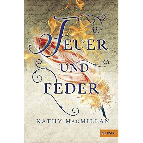 Kathy MacMillan - Feuer und Feder - Preis vom 12.04.2021 04:50:28 h