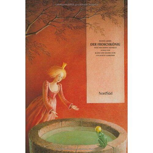 Jacob Grimm - Der Froschkönig. Der Froschkönig oder Der eiserne Heinrich - Preis vom 08.08.2020 04:51:58 h