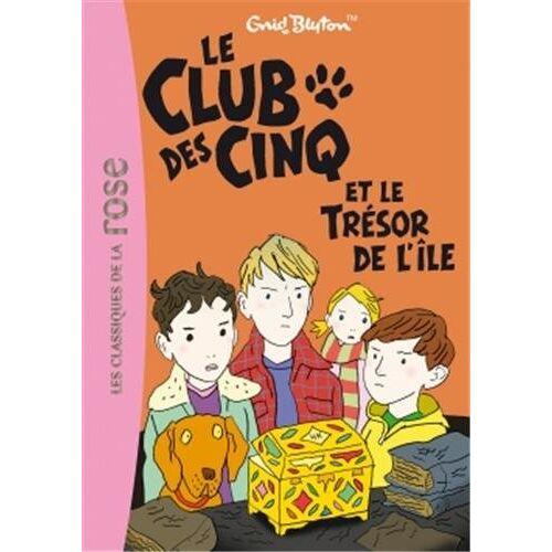 Enid Blyton - Le Club des Cinq, Tome 1 : Le Club des Cinq et le trésor de l'île - Preis vom 26.02.2021 06:01:53 h