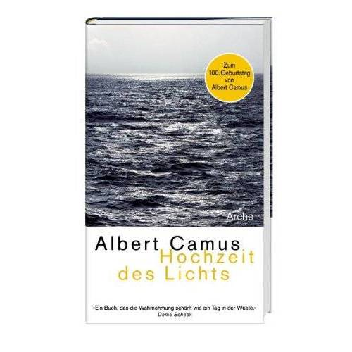 Albert Camus - Hochzeit des Lichts Neu - Preis vom 26.01.2020 05:58:29 h
