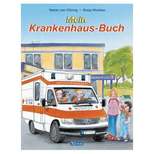 Klitzing, Maren von - Mein Krankenhaus-Buch - Preis vom 15.04.2021 04:51:42 h