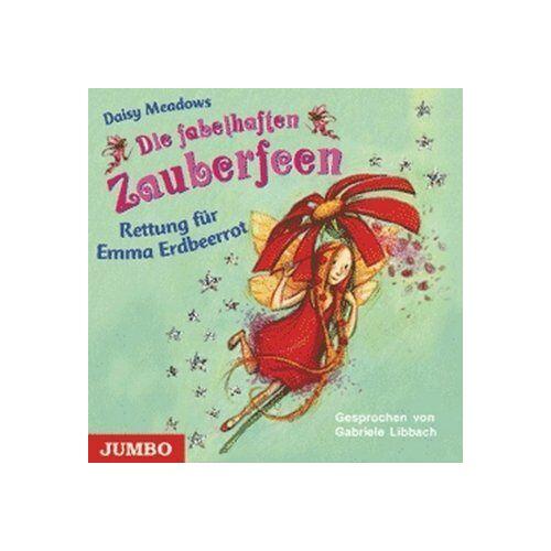 Daisy Tech Die fabelhaften Zauberfeen. Rettung für Emma Erdbeerrot. CD: Rettung für Emma Erdbeerrot - Preis vom 05.09.2020 04:49:05 h