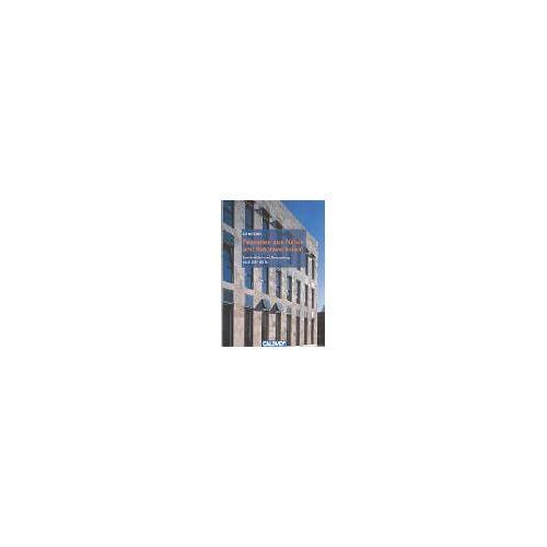 Alfred Stein - Fassaden aus Natur- und Betonwerkstein: Konstruktion und Bemessung nach DIN 18516 - Preis vom 17.01.2021 06:05:38 h