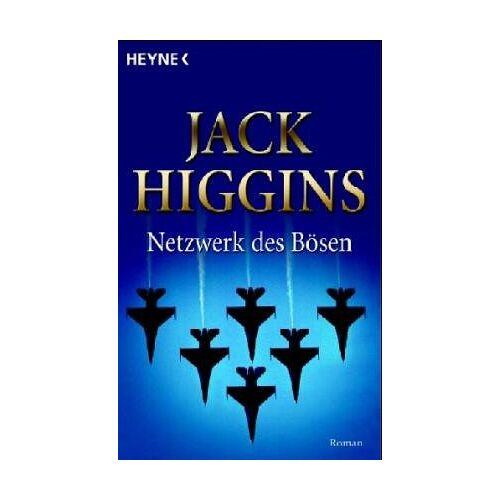 Jack Higgins - Netzwerk des Bösen. - Preis vom 12.08.2020 04:52:08 h